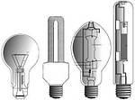 Виды ламп и их основные технические характеристики