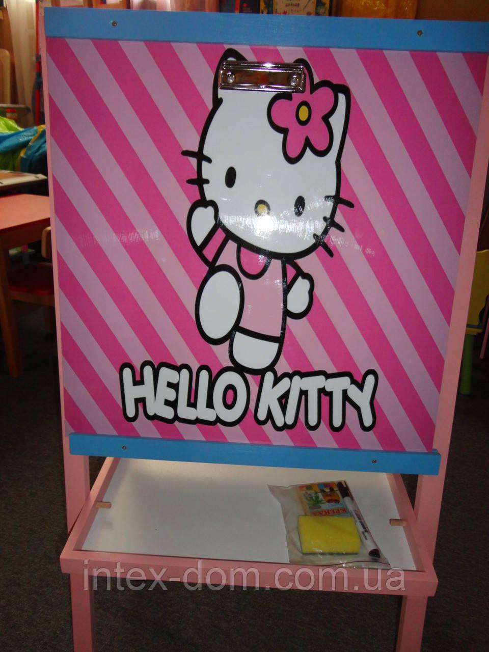 Мольберт  (Финекс Плюс Hello Kitty)