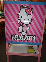 Мольберт  (Финекс Плюс Hello Kitty), фото 1