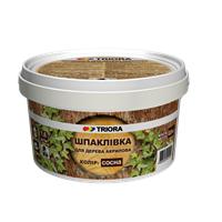 Шпатлевка для дерева акриловая ясень 0.4 кг TRIORA