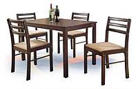 Кухонный комплект Halmar NEW STARTER + 4 кресла