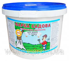 Краска садовая 1,4 кг (ЛКМ)