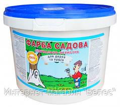 Краска садовая 2,8 кг (ЛКМ)