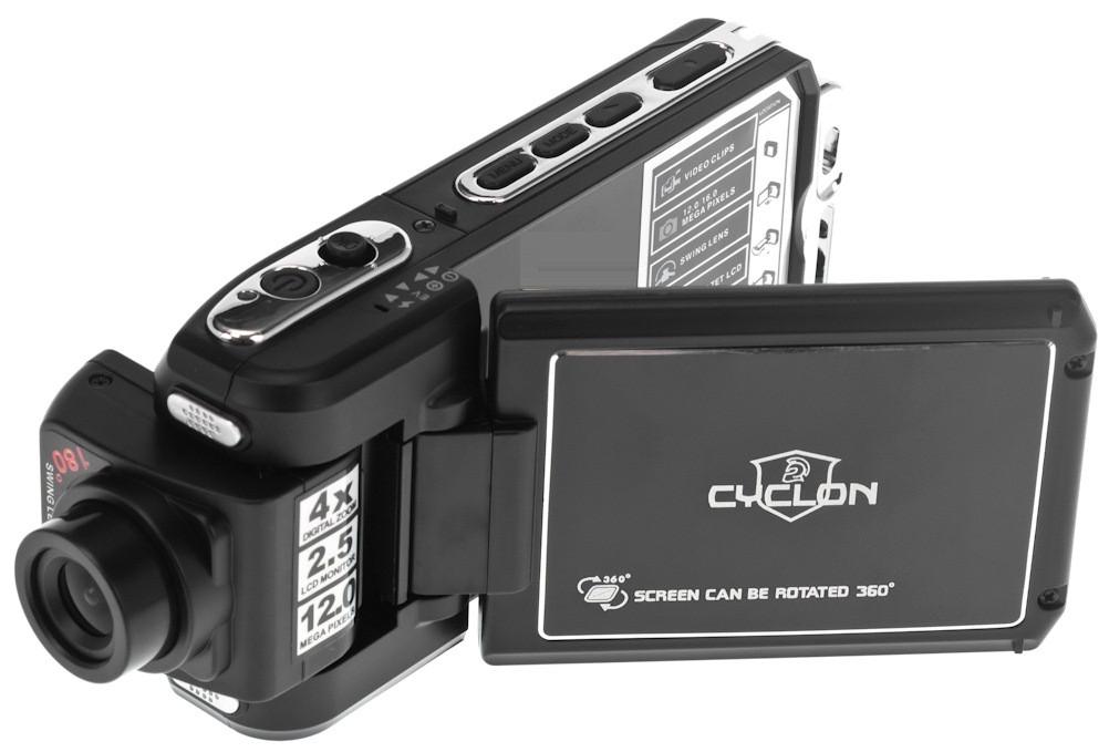 Видеорегистратор CYCLON DVR-60HD