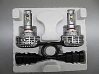 Светодиодные автомобильные лампы  шестого поколения G6 ― НВ3 (9005)  CREE XHP50 ― альтернатива  ксенону