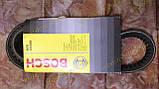 Ремень кондиционера Ланос Lanos (13х850) зубчатый Bosch (Бош)1987947651 \96486814, фото 3