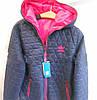 Куртка женская двухсторонняя, фото 3
