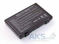 Аккумулятор для ноутбука Asus F52 F82 K40 K50 K51 K60 K61 K70 X87 11.1V 4400mAh (F82(K40)) Black