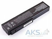 Аккумулятор для ноутбука Asus M50 M51 X55 X57 G50 N61 X64 11.1V 4400mAh (M50) Black