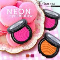 Одноцветные тени Flormar Neon Eyeshadow