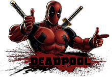 Футболки Deadpool (Дэдпул)