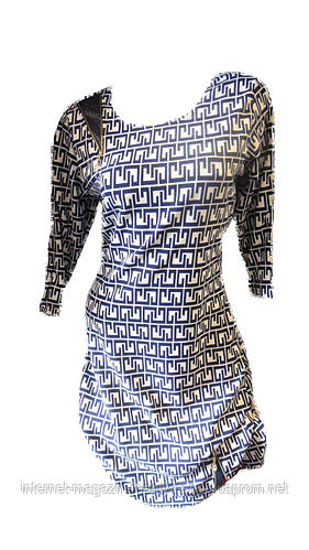 Батальное платье женское 7км