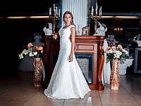 Свадебное платье рыбка Розочка