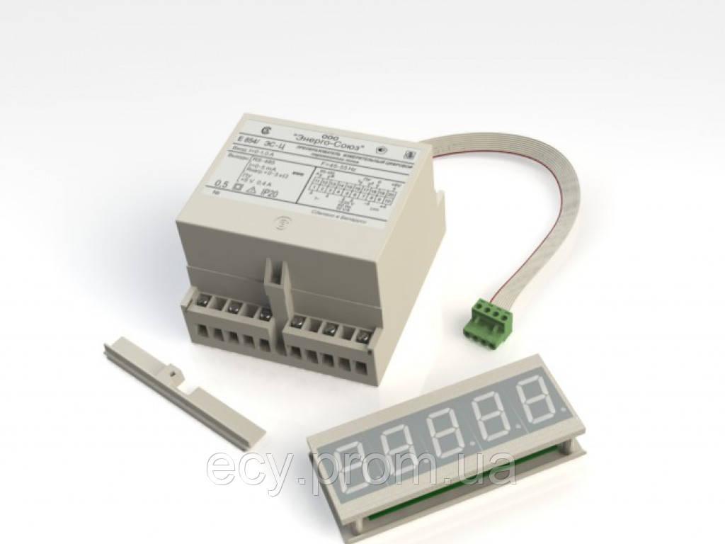 Е 854/2ЭС-Ц Преобразователи измерительные цифровые переменного тока