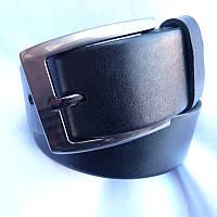 Ремень мужской Батал125-160см кожа 40мм купить оптом в Одессе недорого модные 7км