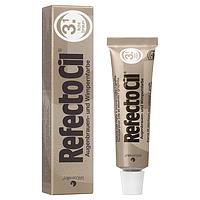Фарба RefectoCil для брів і вій №3.1 - Світло-коричневий