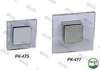 Ручки  мебельные РК-475, РК - 477