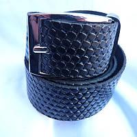 Ремень мужской Батал125-160см кожзам 35мм купить оптом в Одессе недорого модные 7км