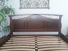 """Спальня """"Марго"""" (кровать, тумбочки, комод). Массив - сосна, ольха, береза, дуб., фото 3"""
