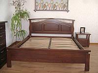 """Спальня """"Марго"""" (кровать, тумбочки, комод). Массив - сосна, ольха, дуб."""