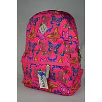 """Рюкзак для прогулок """"Favor"""" стильный розовый пинк 2016 года"""