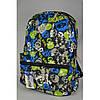 """Рюкзак для улицы """"Favor"""" с цветными черепками  2016 года"""