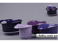 """Набор чайный Lefard  """"Для завтрака"""" с фильтром на подставке  5 предметов 761-022"""