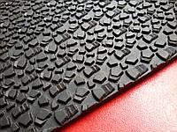 Резина набоечная каучуковая 006 BISSELL 380*570*6 мм чёрная