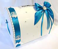 Весільні скриньки для грошей