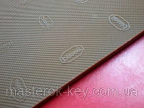 Резина набоечная BISSELL  арт. 052 р. 380*570*6.2 мм тропик