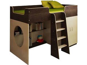 Детские кровати-чердаки