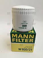 Фильтр масляный на ВАЗ 2101-07 2121 (1.6) Пр-во Mann