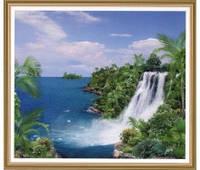 Фотообои, Остров сокровищ, 15 листов, размер 201х242см