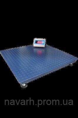 Весы платформенные ВПД-1010 PRO(1000х1000 ) - 1т