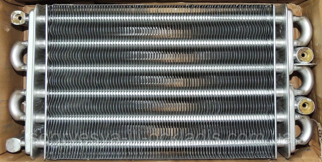 Бітермічний теплообмінник різьблення 260 мм (без фір.уп, пр-во ) Solly Standart H26_2, арт.2XJ1750012, к. з.4024