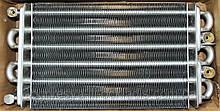 Теплообменник битермический резьба 260 мм (без фир.уп, пр-во ) Solly Standart H26_2, арт.2XJ1750012, к.з.4024