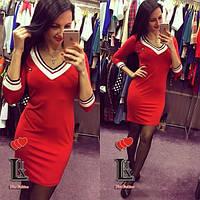 Платье «Линия», 2 цвета