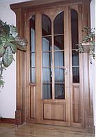 Дверь из дерева нестандартные