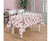 Скатерть на стол в цветочек Tropik Duck ( 11023floral)