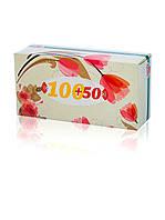 Косметические салфетки RUTA 100 + 50 листов