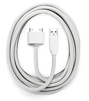 USB кабель Griffin для iPhone 4/4S 3м Белый