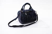Кожаная сумка с короткими ручками Waggon Paris