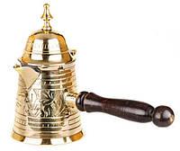 Турка золото  200 мл 16Х8 см Lefard ed 878-006