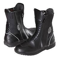 Modeka Spa Evo Boots Black, EU37 Мотоботы дорожные