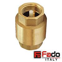 """Обратный клапан 1/2"""" (15 мм) PN40 FADO Classic KL11"""