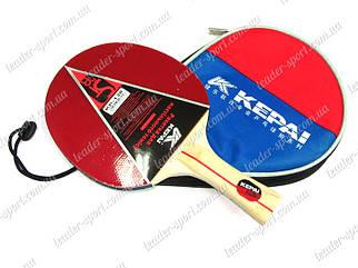 Теннисная ракетка  KEPAI КР-138 в чехле