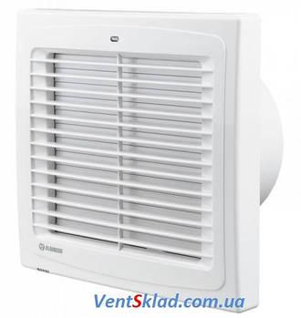 Вытяжной вентилятор в ванную Blauberg Auto 100 (с жалюзи)