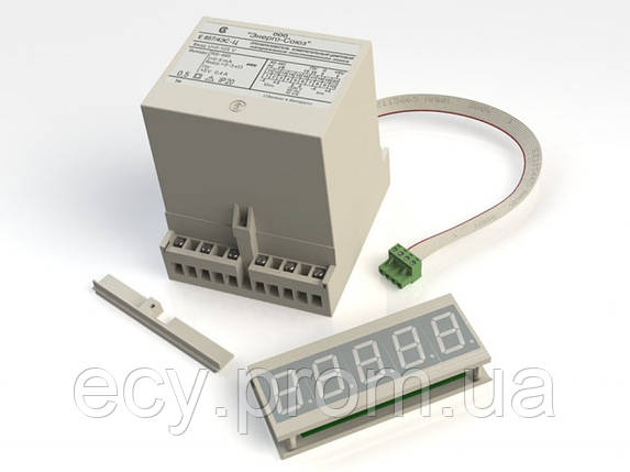 Е 857/4ЭС-Ц Преобразователи измерительные цифровые напряжения постоянного тока, фото 2