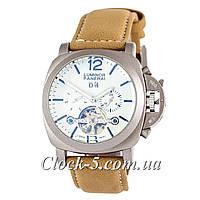 Мужские механические наручные часы Panerai Luminor Firenze 0009