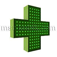 Аптечный крест 500х500 светодиодный односторонний
